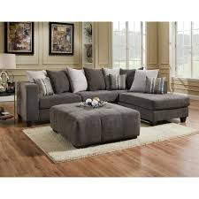 great new sofa and ottoman set intended for household plan