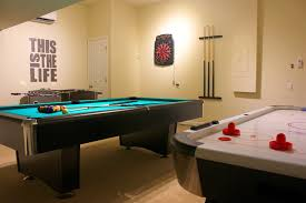 our new windsor hills game room villa by the castle