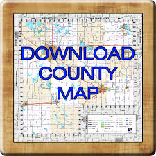 Mn Counties Map Official County Mapthe 2014 Mcleod County Map Provides The Option