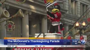 mcdonald s thanksgiving parade held in chicago