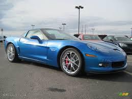 09 corvette z06 2009 jetstream blue metallic chevrolet corvette z06 27449350