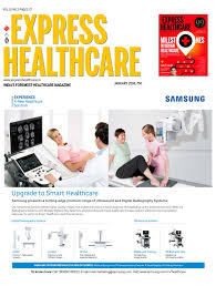 express healthcare vol 10 no 1 january 2016 by indian express