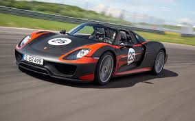 wallpaper wednesday porsche 918 spyder