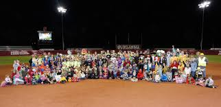 Halloween Originated In What Country by Baseball Softball Team Up For Halloween Game The Official Site