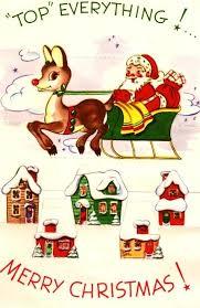 355 christmas vintage rudolph u0027s friends images