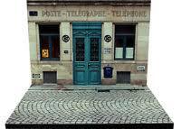 trouver bureau de poste diorama bureau de poste post office 1 43ème 43 2 a a