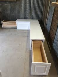 Corner Bench Seating With Storage Banquette Corner Bench Seat With Storage Drawers Corner Bench