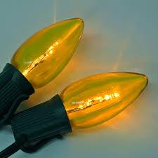 Yellow C9 Lights Smooth Led C9 Bulb Yellow Led C9 Bulbs