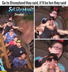 si e social disneyland go to disneyland they said it ll be they said panicked