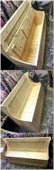 best 25 recycled wood furniture ideas on pinterest outdoor wood