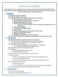 funeral planning checklist when a loved one dies a checklist for survivors funeral