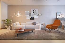 burnt orange chair interior design ideas