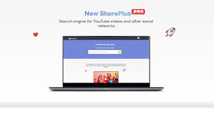 shareplus is to download videos from youtube facebook instagram and