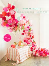 how to make a balloon arch video u0026 reader photos the house