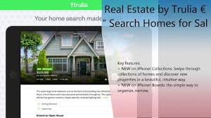 real estate by trulia u20ac u201c search homes for sale apartments for