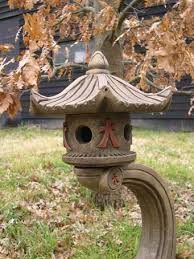 japanese pagoda lanterns garden bonsai koi ornament berkshire