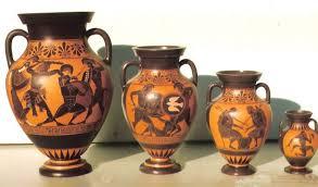 vasi etruschi il quotidiano lazio trovato con brocche e vasi etruschi