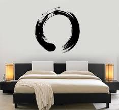 decal vinyl wall circle enso zen calligraphy japan nirvana decal vinyl wall circle enso zen calligraphy japan nirvana stickers ig1713