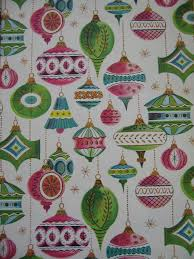 Retro Paper Christmas Decorations - 1356 best christmas vintage gift wrap images on pinterest