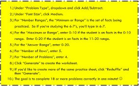 math fact fluency second grade website