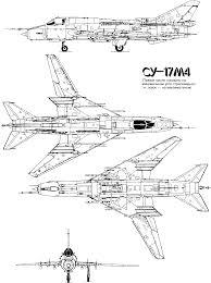 sukhoi su 17m4 blueprint download free blueprint for 3d modeling