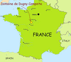 Nantes France Map by Best French Campsites Siblu Domaine De Dugny Campsite