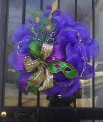 mardi gras decorations clearance showcasing friends mardi gras wreaths trendy tree