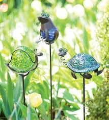 decorative garden stakes spurinteractive