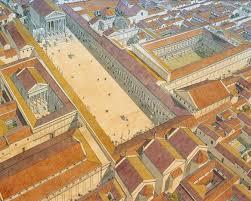 fishbourne roman palace floor plan italie sperlonga villa de tibère hisromaine aménagements