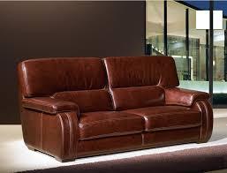 peinture pour canapé cuir moderne design salle relax marron fauteuil noir bois et meubles