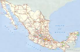 Google Map Mexico by Mexico Map