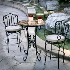 Kirklands Bistro Table A Bistro Set Think This Is What Mom Really Wants For The