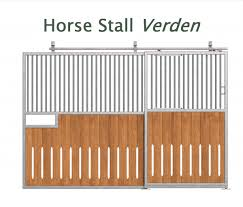 Sliding Horse Barn Doors by