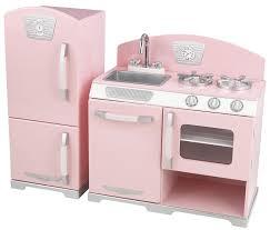 kidkraft pink retro kitchen and refrigerator kitchen ideas kidkraft pink retro kitchen and refrigerator photo 2