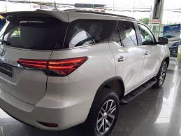 fortuner 2016 toyota fortuner vs current fortuner spec comparison