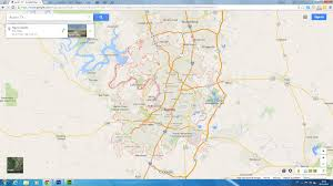 Austin Google Fiber Map by Printable Travel Maps Of Texas Moon Travel Guides Texas State