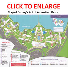 Disney World Monorail Map by Review The Family Suites At Disney U0027s Art Of Animation Resort