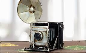 home decor pieces vintage distressed rustic retro decorative camera home decor