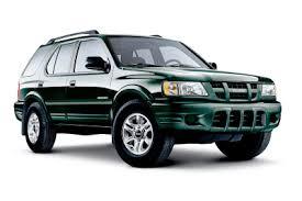 automobile air conditioning service 1999 isuzu amigo windshield wipe control 2004 isuzu rodeo overview cars com