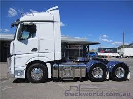 mercedes prime mover 2017 mercedes actros 2658 prime mover truck for sale daimler