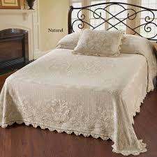 abigail adams woven matelasse bedspread bedding