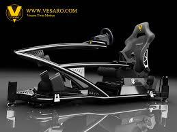 racing simulation seat vesaro game room ideas pinterest