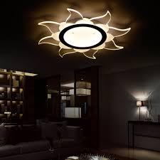popular led sun shape ceiling light buy cheap led sun shape