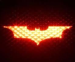 Batman Lights Batman Brake Light Cover