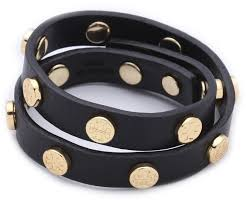 buckle leather wrap bracelet images Leather wrap bracelets 8 cool styles for spring cool mom picks jpg