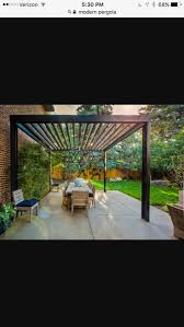 Pergola Gazebo With Adjustable Canopy by 34 Best Patio Cover Images On Pinterest Pergolas Backyard Ideas