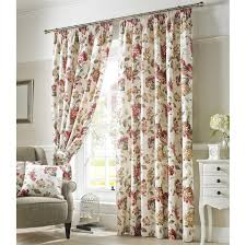 Lined Cotton Curtains Ready Made Cotton Curtains Memsaheb Net