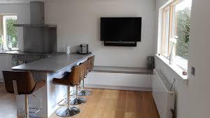 modern german kitchen handleless modern german kitchen lenzie aspire trade kitchens
