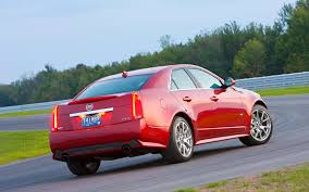 2009 cadillac cts colors 2009 cadillac cts v test motor trend