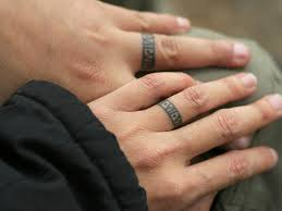 wedding ring tattoo tattoos pinterest wedding ring tattoos